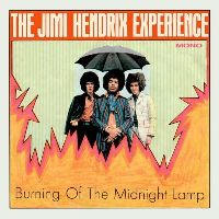 Hendrix, Jimi - Burning Of The Midnight Lamp (Mono EP) (RSD 2018)