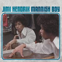 Hendrix, Jimi - Mannish Boy / Trash Man (RSD2018)