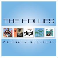 HOLLIES, THE - ORIGINAL ALBUM SERIES (5CD)