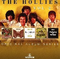 HOLLIES, THE - ORIGINAL ALBUM SERIES Vol.2 (5CD)