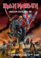 IRON MAIDEN - MAIDEN ENGLAND (DVD)