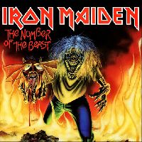 "IRON MAIDEN - The Number of the Beast (7"")"