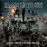 IRON MAIDEN - A Matter Of Life And Death (CD, Remastered)