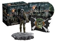IRON MAIDEN - A Matter Of Life And Death (Collectors Edition, CD)