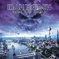 IRON MAIDEN - Brave new world (CD, Remastered)