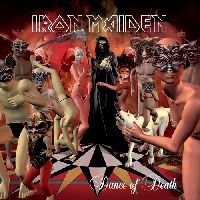 IRON MAIDEN - Dance of death (CD, Remastered)