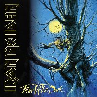 IRON MAIDEN - Fear Of The Dark (CD, Remastered)