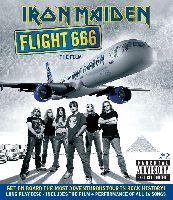 IRON MAIDEN - FLIGHT 666 (Blu-ray)