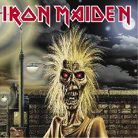 IRON MAIDEN - Iron Maiden (CD, Remastered)