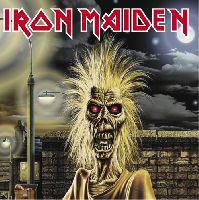 IRON MAIDEN - Iron Maiden (CD, Remastered)