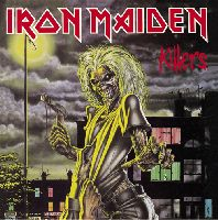IRON MAIDEN - Killers (CD, Remastered)