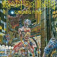 IRON MAIDEN - Somewhere In Time (CD, Remastered)