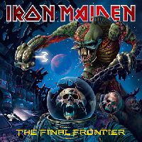 Iron Maiden - The final frontier (1st Press)