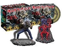IRON MAIDEN - The Number Of The Beast (Collectors Edition) (CD)