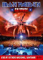 Iron Maiden - En Vivo! Live In Santiago De Chile
