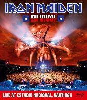 Iron Maiden - En Vivo! Live In Santiago De Chile (Blu-Ray)
