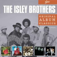 Isley Brothers, The - Original Album Classics (The Brothers Isley / Get Into Something / Givin' It Back / Brother, Brother, Brother / 3 + 3) (CD)