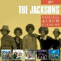 Jacksons, The - Original Album Classics (The Jacksons / Goin' Places / Destiny / Triumph / Victory) (CD)