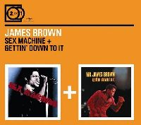 Brown, James - 2 For 1: Sex Machine/ Getting' Down To It