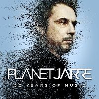 JARRE, JEAN-MICHEL - Planet Jarre: 50 Years Of Music (CD, Deluxe Edition)