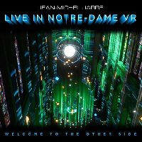 JARRE, JEAN-MICHEL - Welcome To The Other Side (Live In Notre-Dame VR)(CD+Blu-Ray)