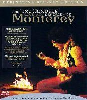 Hendrix, Jimi - Live At Monterey (Blu-ray)