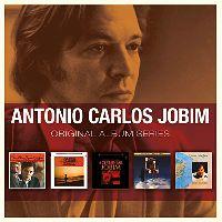 JOBIM, ANTONIO - ORIGINAL ALBUM SERIES (5CD)