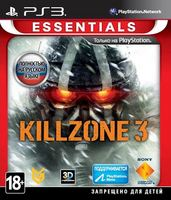 Killzone 3 (Essentials) (с поддержкой PS Move, 3D) (PS3)