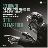 KLEMPERER, OTTO - SYMPHONIES & OVERTURES ( LIMITED), BEETHOVEN, L.V. (CD)