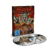 KREATOR - London Apocalypticon - London apocalypticon - Live at the Roundhouse (Blu-ray+CD)