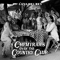 Del Rey, Lana - Chemtrails Over The Country Club (CD)
