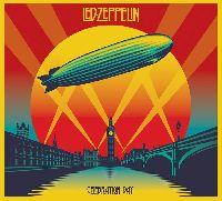 Led Zeppelin - Celebration Day. Deluxe Edition (CD+BR+DVD)