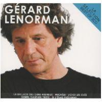 Lenorman, Gerard - La selection - Best Of 3CD