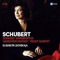 LEONSKAJA, ELISABETH - PIANO WORKS, SCHUBERT, F. (CD)