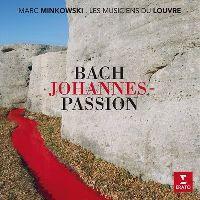 LES MUSICIENS DU LOUVRE,MARC MINKOWSKI - ST JOHN PASSION, BACH, J.S. (CD)