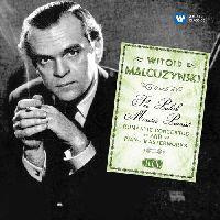 MALCUZYNSKI, WITOLD - WITOLD MALCUZYNSKI: THE POLISH MASTER PIANIST (CD)