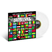 Marley, Bob - Survival (40th Anniversary Edition, Clear Vinyl)