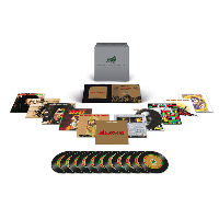 Marley, Bob - The Complete Island CD Box Set (CD)