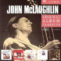 McLaughlin, John - Original Album Classics (Shakti / A Handful Of Beauty / Natural Elements / Electric Guitarist / Electric Dreams) (CD)