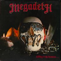 MEGADETH - Killing Is My Business…(CD)