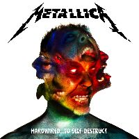 METALLICA - Hardwired…To Self-Destruct (DELUXE, 3CD)