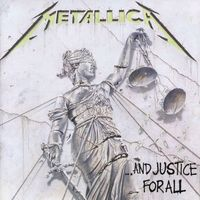 METALLICA - ...And Justice For All (CD, Remastered)