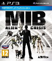 Men in Black: Alien Crisis (с поддержкой PS Move) (PS3)