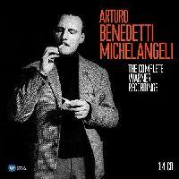 MICHELANGELI, ARTURO BENEDETTI - ARTURO BENEDETTI MICHELANGELI: THE COMPLETE WARNERRECORDINGS (CD)