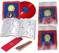 МОНЕТОЧКА - Раскраски для взрослых (Red Vinyl)