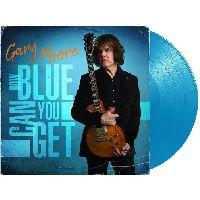 MOORE, GARY - How Blue Can You Get (Light Blue Vinyl)