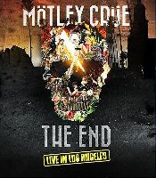 Motley Crue - The End - Live In Los Angeles (Blu-Ray)