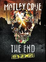 Motley Crue - The End - Live In Los Angeles (DVD)