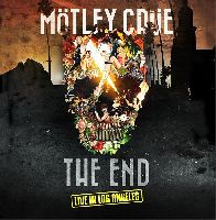 Motley Crue - The End - Live In Los Angeles (Blu-Ray+CD+DVD)