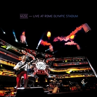 Muse - Live At Rome Olympic Stadium (DVD+CD)